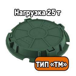 Люк полимерный тип тм - фото